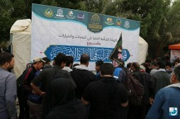 Arbaeen Quranic Booths Wrap Up Activities