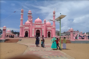 Beemapally Mosque in India's Kerala