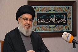 US' Direct Presence in Region Sign of Resistance Front's Power: Nasrallah