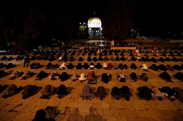 Prayers at Al-Aqsa Mosque Resume after Two Months