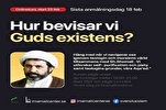 Online Course in Sweden on 'How to Prove Existence of God'